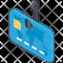 Debit Card Hack Icon