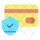 Credit Card Security Icon