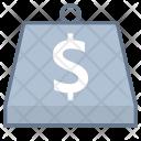 Debt Price Money Icon