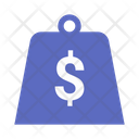 Arrears Credit Debit Icon