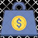 Debt Finance Money Icon