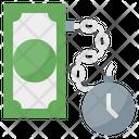 Debt Bomb Icon