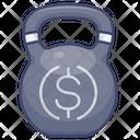 Loan Finance Crisis Icon