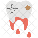 Caries Tooth Decay Icon