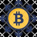 Decentralization Affiliation Network Icon