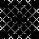 Decentralization Affiliation Affiliation Network Icon