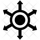 Affiliation Affiliation Network Decentralization Icon