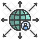 Decentralization Influencer Decentralization Global Influencer Icon
