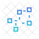 Decentralized Digital Payment Icon
