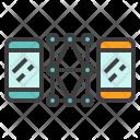 Decentralized app Icon
