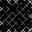 Decentralized Network Blockchain Chain Network Icon