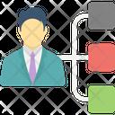 Authority Leadership Management Icon