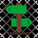 Board Road Street Icon
