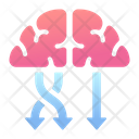 Brain Decision Making Thinking Icon