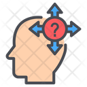 Decision Dilemma Justice Icon