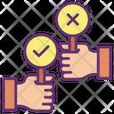 Idecision Making Decision Making Decision Icon
