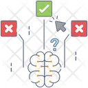 Business Decision Decision Making Direction Icon