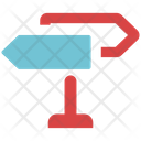 Decision Making Direction Business Icon