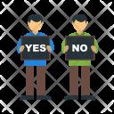 Decision Making Human Icon