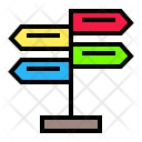 Decision Judgment Wayout Icon