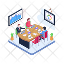 Business Decision Decision Making Take Decisions Icon