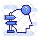 Decision Making Business Decision Icon
