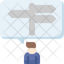 Decision Making Condition Icon