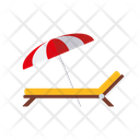 Deckchair Icon