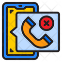Decline Call Icon