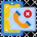 Decline Call Icon