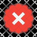 Abandon Cancel Cross Icon