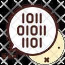 Decode Binary Code Code Icon