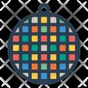 Decorate Ball Disco Icon