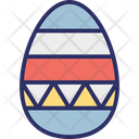 Decorate Egg Decorative Easter Egg Icon