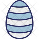 Decorated Egg Decoration Easter Icon