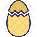 Decorated egg Icon