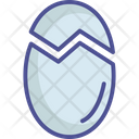 Decorated Egg Easter Decoration Easter Egg Icon
