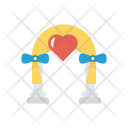 Decoration Heart Romance Icon