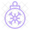 Decoration Ball Bauble Icon