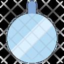 Christmas Ball Decoration Icon