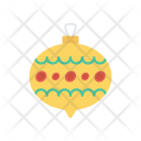 Ball Decoration Celebration Icon