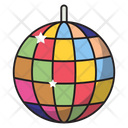 Ornament Globe Decoration Icon