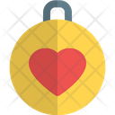 Love Bauble Ball Icon