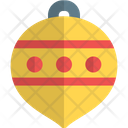 Dotted Bauble Icon