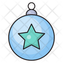 Ornament Light Party Icon