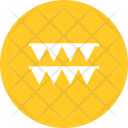 Decoration flags Icon