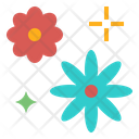 Decoration Flower Blink Icon