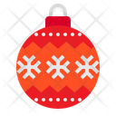 Decorations Ball Icon