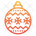 Ball Xmas Christmas Icon