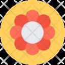 Decorative Flower Bloom Icon